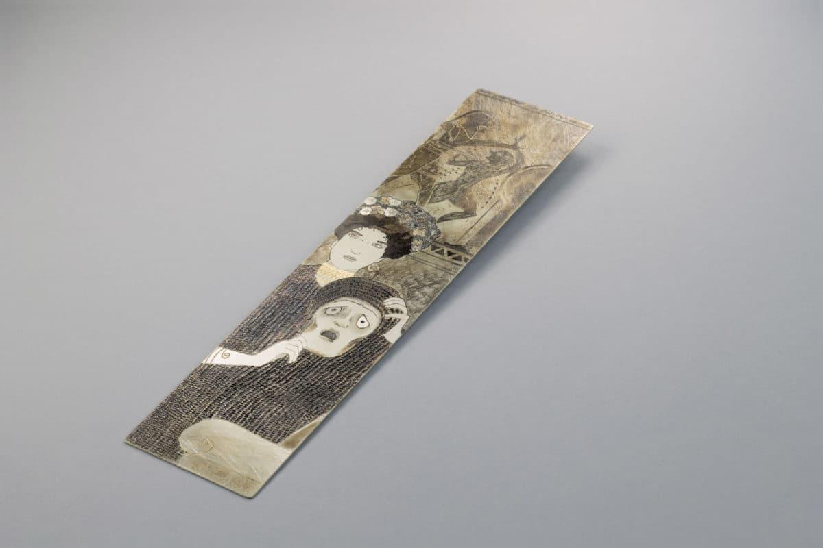 Tragedy by Gustav Klimt