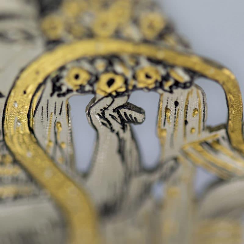 Igea by Gustav Klimt