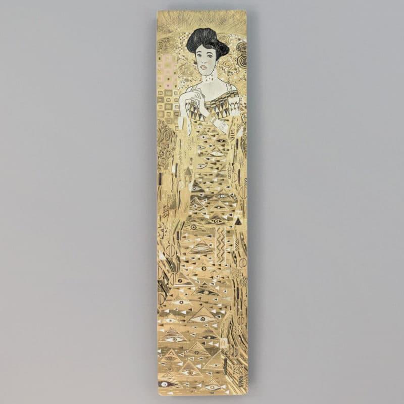 Adele Bloch-Bauer by Gustav Klimt